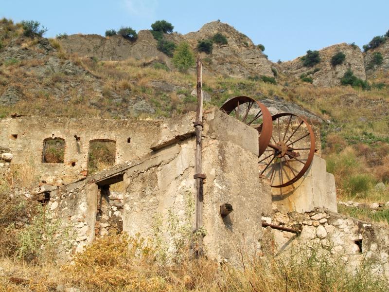 Carcare nel Borgo di Palizzi Superiore
