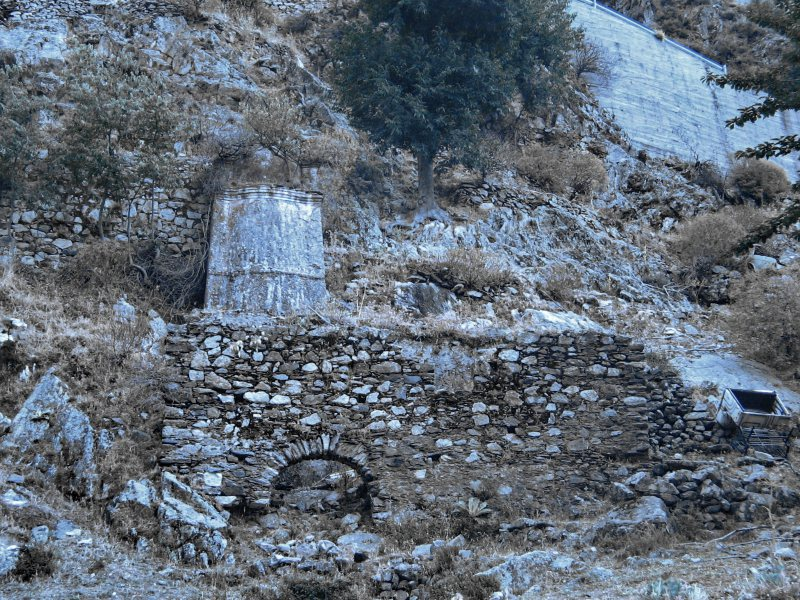 Mulino Pagliomilo di Roghudi